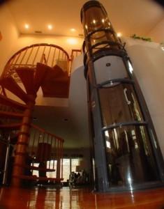 thang máy gia đình mitsubishi công nghệ mới