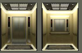 nội thất cho thang máy