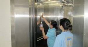 thang máy cho gia đình