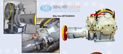 thang máy mitsubishi thai lan nhập khẩu