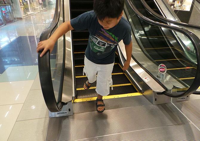 thang máy Trung Quốc