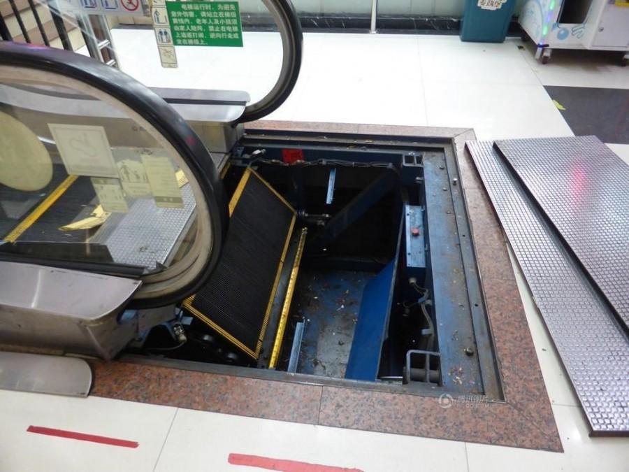 thang máy Trung Quốc1