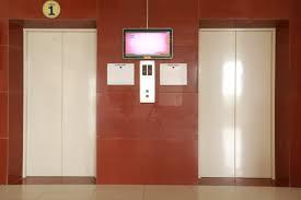 cửa thang máy