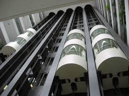 Thang máy Hàn Quốc siêu cao tốc