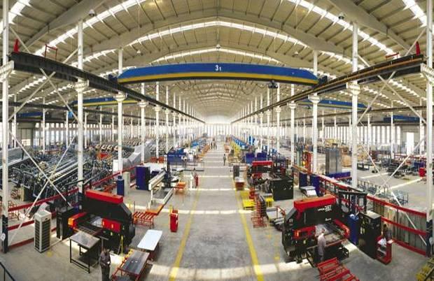 Nhà máy sản xuất thang máy