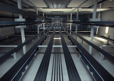 Rail thang máy gia đình