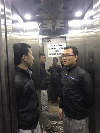 Kiểm tra thang máy Việt