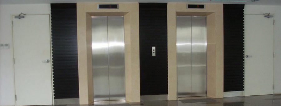 Thang máy cho chung cư