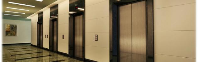 Tân trang thang máy chung cư