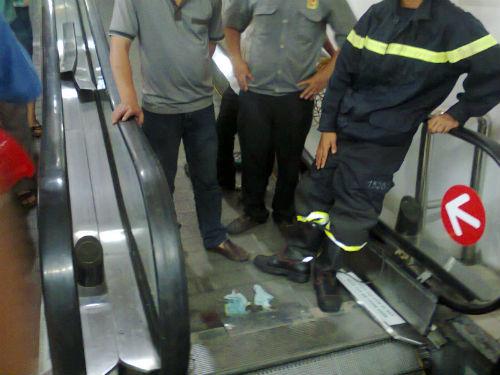 Bảo quản thang máy