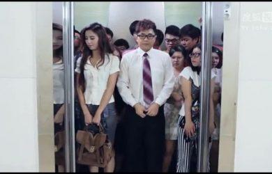 thang máy công cộng