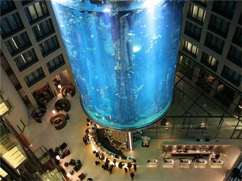 thang máy độc đáo nhất thế giới