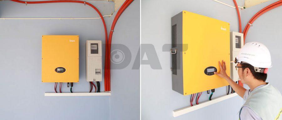 Điện năng tiêu thụ của thang máy