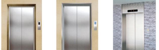 Cửa cabin thang máy