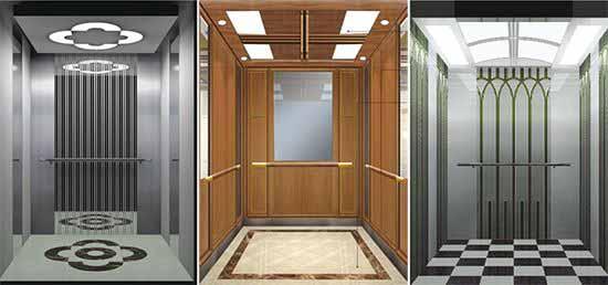 Ưu - nhược điểm về 6 vật liệu cabin của mỗi loại thang máy