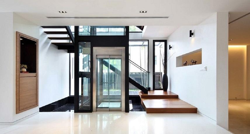 Lựa chọn thang máy