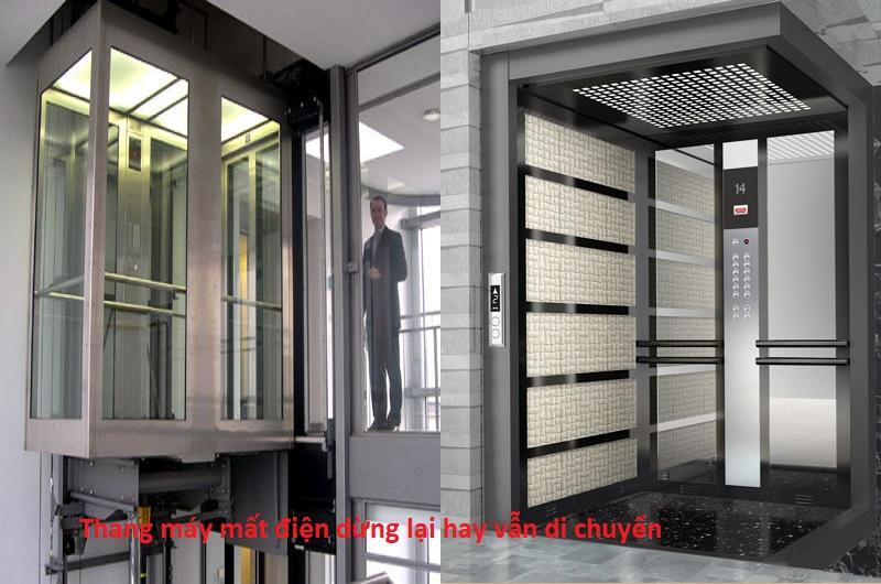 Nguồn điện cấp cho thang máy vô cùng quan trọng