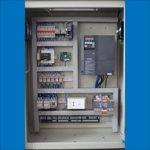 Tủ điện sử dụng vi sử lý trong thang máy