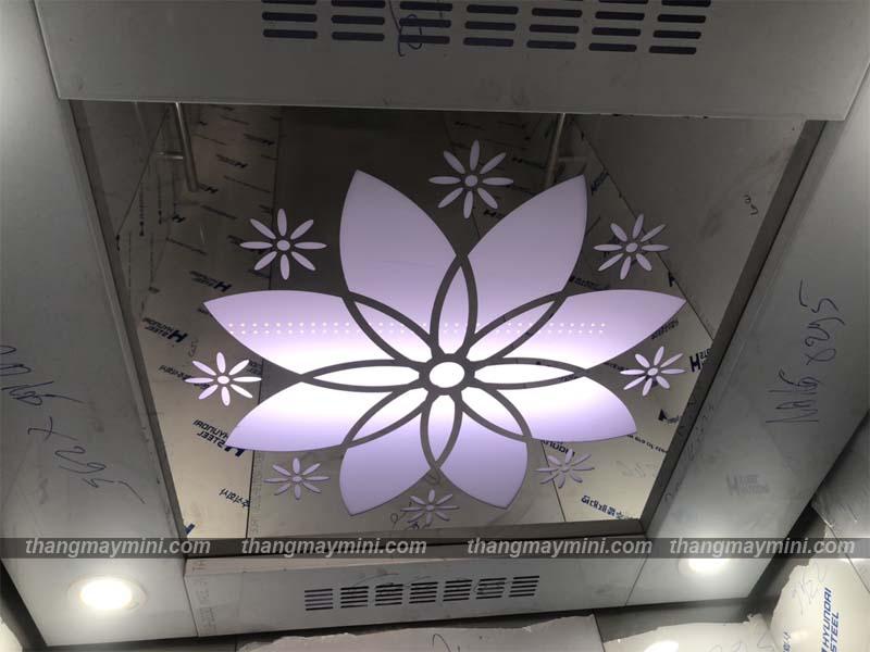 Đèn trần cabin thang máy