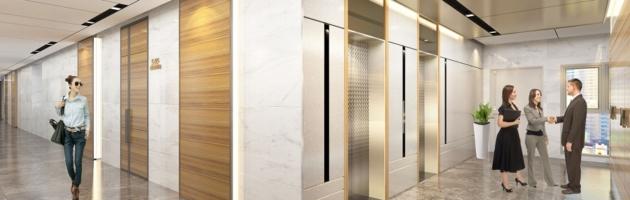 thang máy chung cư mini