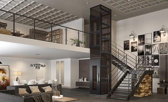 Có nên lắp thang máy gia đình vì giá thành cao